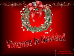 Vivamos la Navidad - Noviembre de 2005