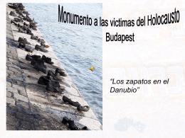Holocaust Memorial Budapest
