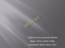 RED CAN - andresdmon