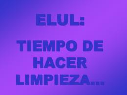 Mi Limpieza - Diarios Izcallibur