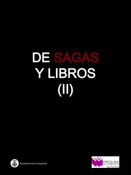 DE SAGAS Y LIBROS (II) - Inici | Ajuntament de L'Hospitalet