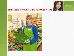 Estrategia Integral Grocery