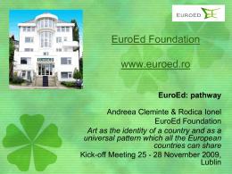 www.euroed.ro - echa network