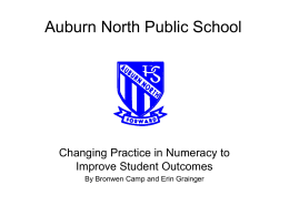 Auburn North Public School