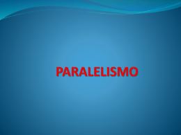 PARALELISMO - matematicas8iecm