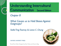Understanding Intercultural Communication, Second …