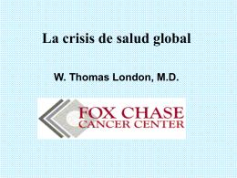 Global Health Crisis