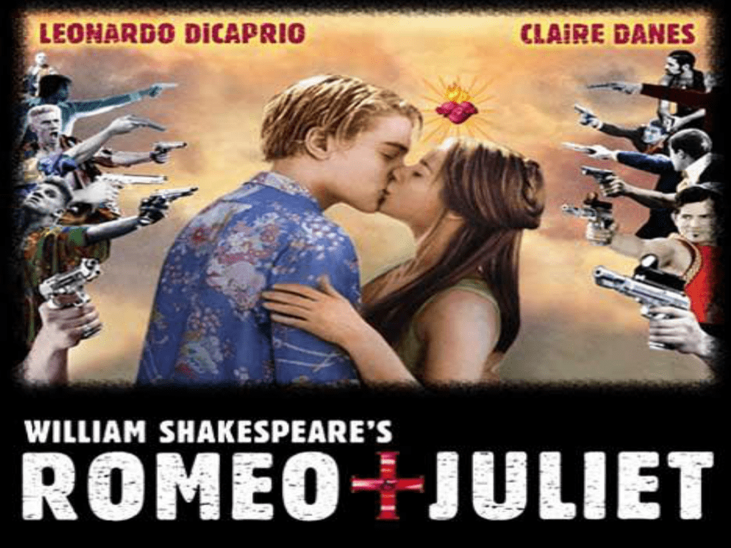 How does Shakespeare present the power of fate in Romeo and Juliet?