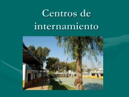 Centros de internamiento