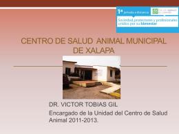 CENTRO DE SALUD MUNICIPAL DE XALAPA