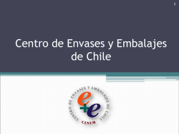Centro de Envases y Embalajes de Chile