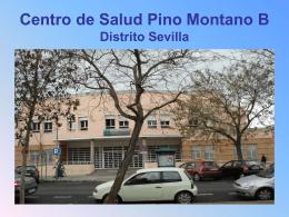Centro de salud Pino Montano B. Sevilla