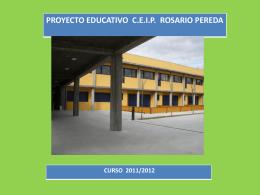 Diapositiva 1 - CEIP Rosario Pereda