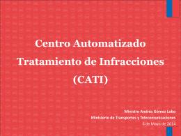Centro Nacional de Tratamiento de Infracciones