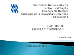 Universidad Nacional Abierta Centro Local Trujillo