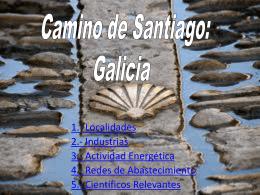 Camino de Santiago : Galicia