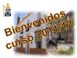 Diapositiva 1 - Bienvenidos al Colegio Cristo Rey y San