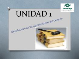 UNIDAD 1 - Auto Estudio