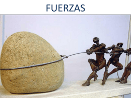 FUERZAS - scienceveryone