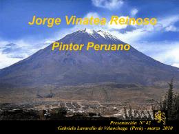 Jorge Vinatea Reinoso - HOLISMO PLANETARIO EN LA WEB