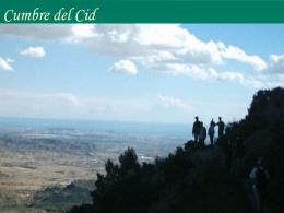 Cumbre del Cid