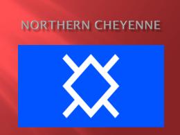 Northern Cheyenne
