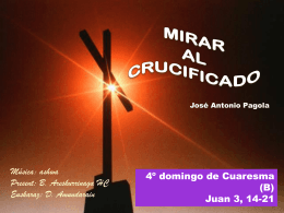 Mirar al Crucificado