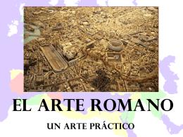 El arte romano - HdelArte