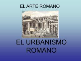 EL ARTE ROMANO - Patricio Alvarez Silva