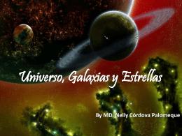 Universe, Galxy and Starts