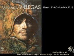 ARMANDO VILLEGAS LOPEZ 1926-2013