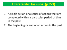 Uses of the Present Perfect