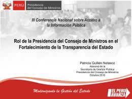 Diapositiva 1 - Inicio | Instituto Prensa y Sociedad