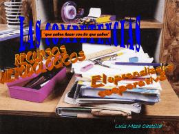 Competenmcias - CEP de Algeciras
