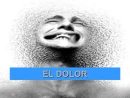 EL DOLOR - ::.. Aula-MIR