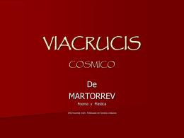 VIACRUCIS COSMICO