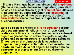 TEMA 11 KANT II - I.E.S. Gonzalo de Berceo