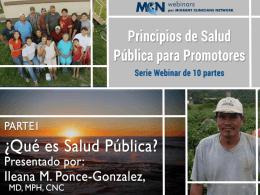 Que es Salud Publica