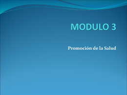 MATERIALES MODULO 1 - Summer Program CIEE