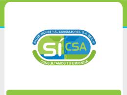 Diapositiva 1 - Salud Industrial