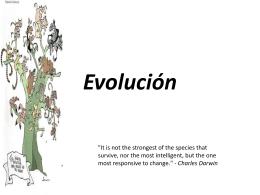 GENETICA Y EVOLUCION - Cienciasdelavidauvg's Blog
