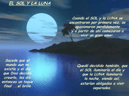 Sol-Luna - Portal Fuenterrebollo