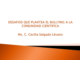 Clase 14 Resiliencia