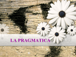 LA PRAGMATICA - Terapeutascr's Blog | Just another