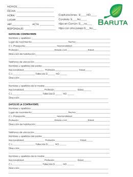 Diapositiva 1 - Alcaldia Baruta