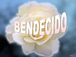 BENDECIDO