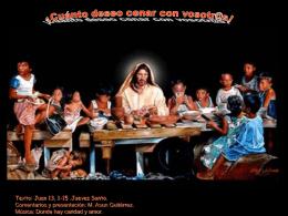 JUEVES SANTO C 28-3-13