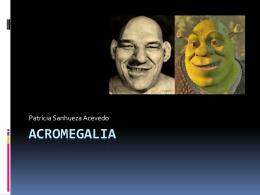 Acromegalia - Farmacologia