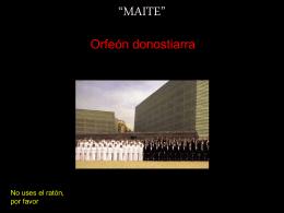 "MAITE"""