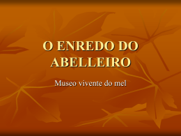 O ENREDO DO ABELLEIRO